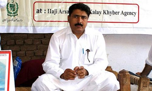 Dr Shakeel Afridi demands rights