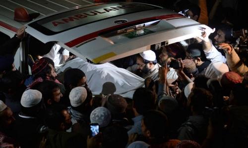ASWJ Punjab president gunned down in Lahore