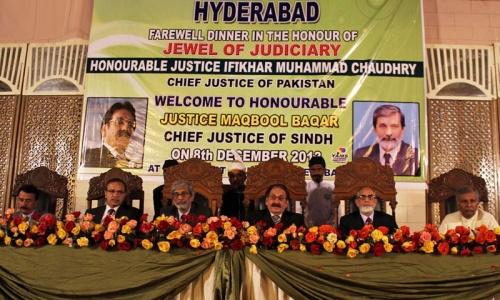 No one can take on the judiciary anymore, says CJ Iftikhar