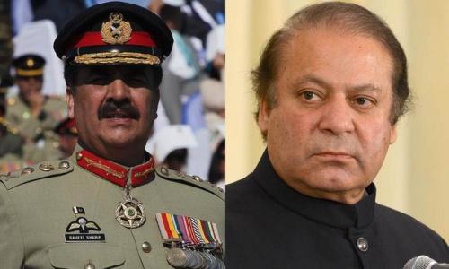 PM, COAS meet, discuss security