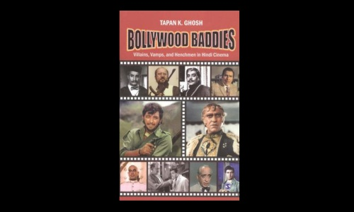 REVIEW: Bollywood Baddies by Tapan K. Ghosh