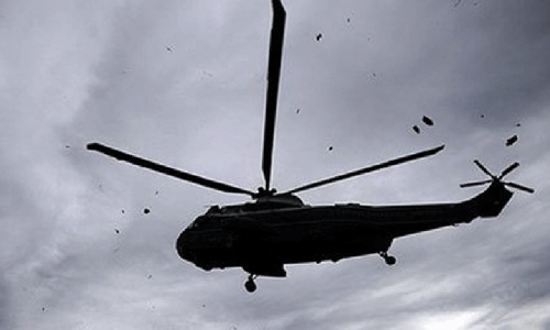 Six US troops killed in Afghan helicopter crash: official