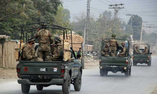 At least 23 suspected militants killed in North Waziristan