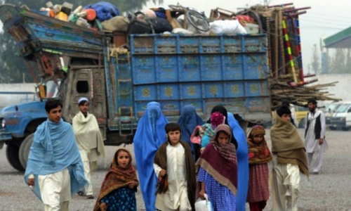 Pakistan still hosts largest number of refugees: UN