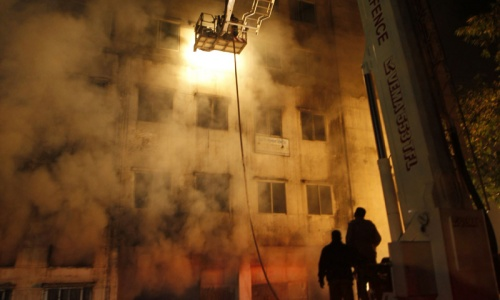 Bangladesh police charge 13 over deadliest garment factory fire