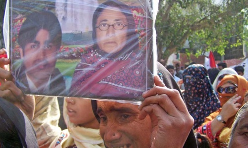 'Voice of Baloch Missing Persons' caravan reaches Hyderabad