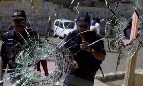 Attack on Shia leader kills two in Karachi