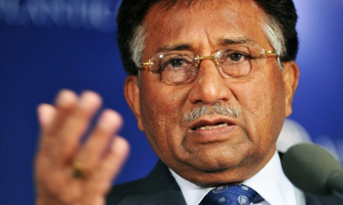 War of words among parties over Musharraf
