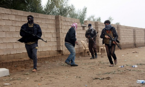 Over 100 die as Iraq forces battle Al Qaeda