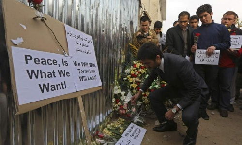 Afghanistan accuses 'foreign intelligence' over Kabul attack