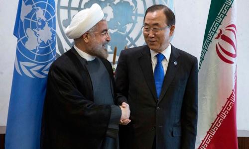 Iran invited to attend Syrian peace conference: UN
