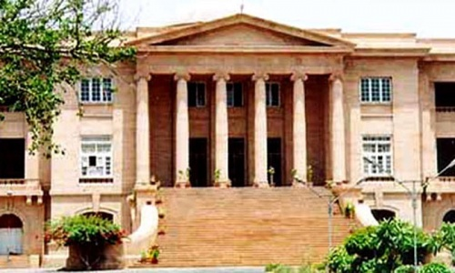 Sarfaraz Shah case: SHC retains ATC death penalty for Rangers man