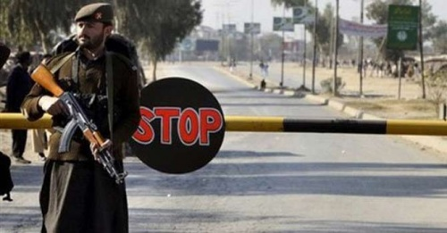 Seven Levies men killed, Spaniard wounded in Mastung clash