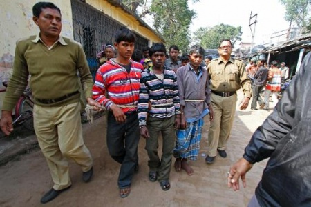 Tribal elders in India order gang-rape of woman