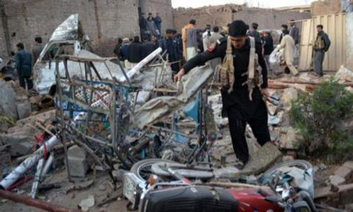 Blast in Peshawar kills six: police