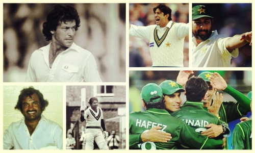 Great Pakistan cricket captains (and then some)