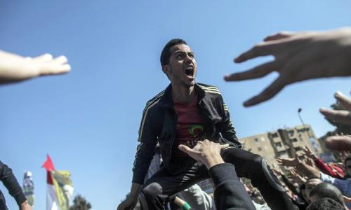 Deadly bombings rock Cairo on uprising anniversary eve