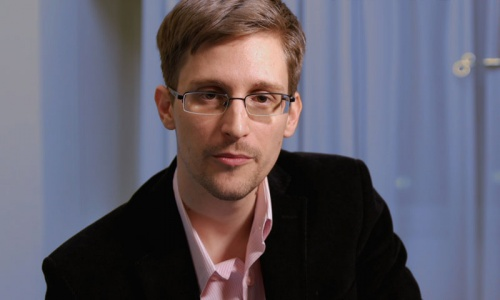 Snowden says NSA also spies on industry