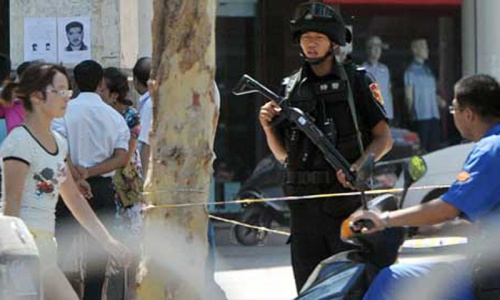 China seeks tougher rules on religion after Xinjiang violence