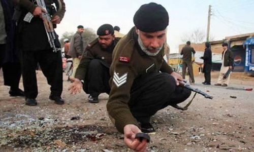 Toy bomb kills two children in Khyber