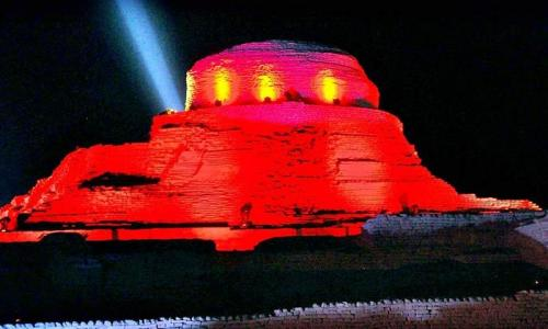 Sindh cultural festival kicks off at Moenjodaro