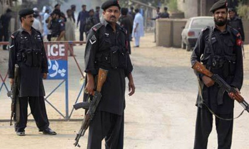 Security forces detain two; attack foiled in Mardan