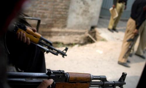 Shia leader gunned down in Peshawar