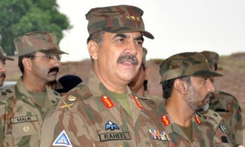 COAS to discuss 'entire gamut of ties' in S. Arabia