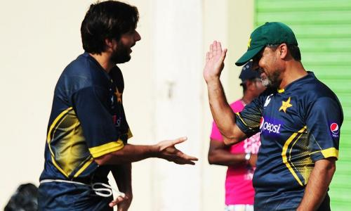 Moin Khan appointed new head coach