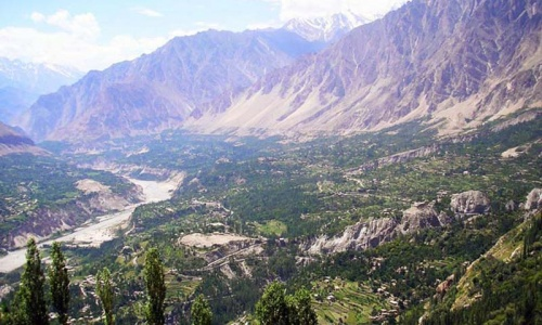 Hunza: another view