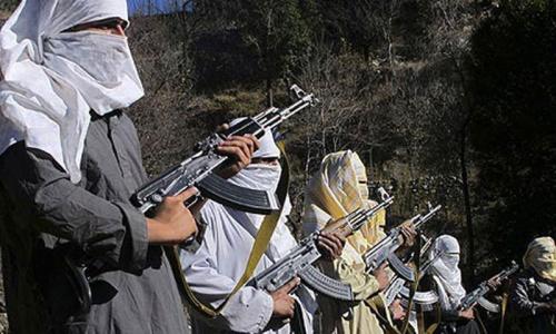 Taliban claim killing 23 FC soldiers in custody