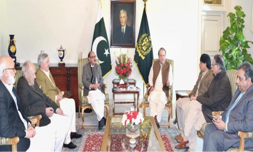 Govt committee expresses inability to carry forward peace talks