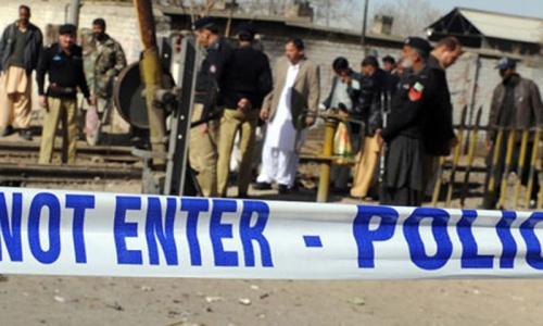 Suicide blast in Sibi; train tracks blown up in Naseerabad