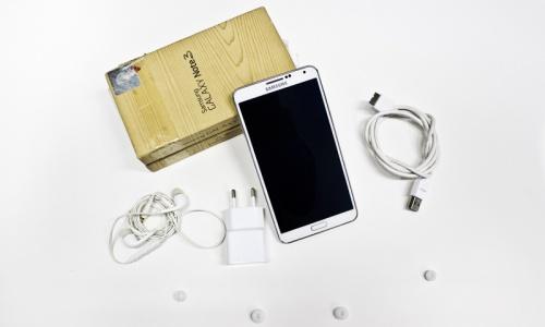 Inspect-a-gadget: Samsung Galaxy Note 3