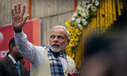 Modi's rise a defeat for freedom  in India