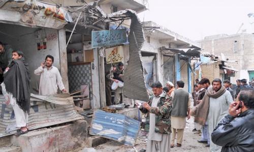 Pakistan most terror-hit nation