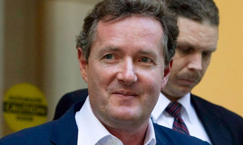 CNN to pull plug on Piers Morgan show as ratings plunge