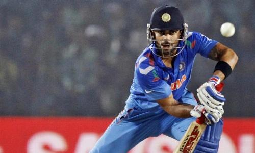 Kohli steers India past Bangladesh