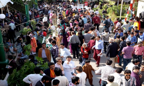 COLUMN: Karachi defies the odds