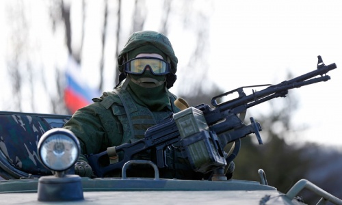 Russia 'doesn't want war' with Ukraine: senior diplomat