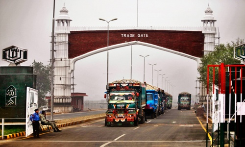 Indo-Pak Joint Working Group on LoC trade to meet tomorrow