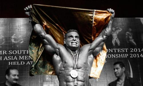 Pakistan win South Asia bodybuilding championship