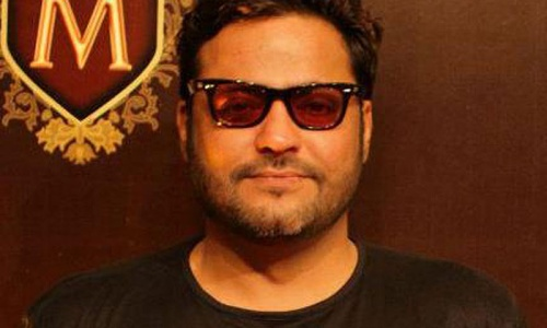 Fashion designer, Adnan Pardesy.
