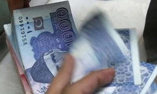 Rupee maintains rise against dollar