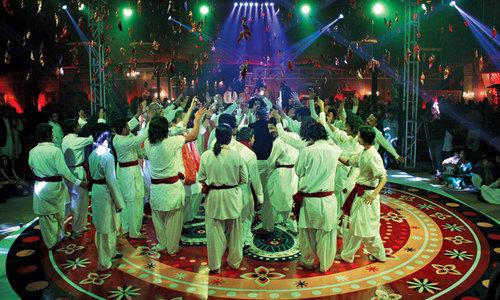 The big, fat Pakistani wedding