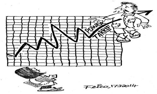 Cartoon: 17 March, 2014