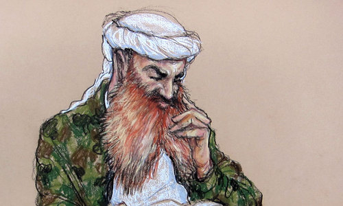 OBL son-in-law had no military role: Khalid Sheikh Mohammed