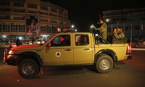 Four gunmen killed in attack on luxury Afghan hotel