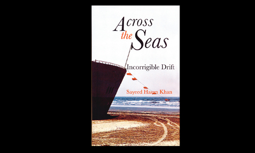 REVIEW: Review of Across the Seas by Sayeed Hasan Khan