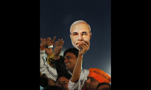 India primed for 2014 Elections